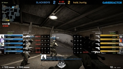 OMEN by HP Liga - Div 1 Round 3 - SLACKBOYS vs hold_hurtig - Dust2.