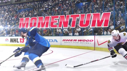 NHL 13 - Every Stride Matters