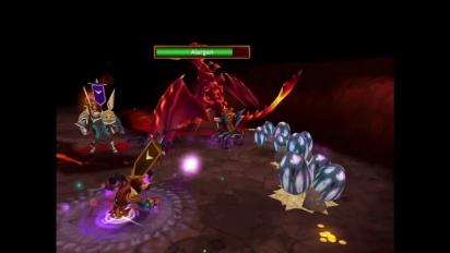 Arcane Legends: Dragon Enclave Gameplay Trailer