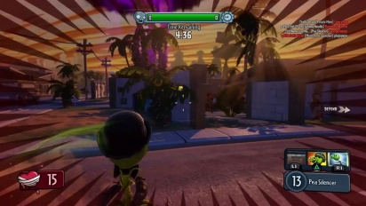 Plants vs. Zombies: Garden Warfare - PS4 Deep Dive