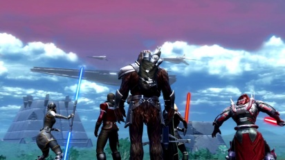 Star Wars: The Old Republic - Shadow of Revan Expansion Announcement Trailer