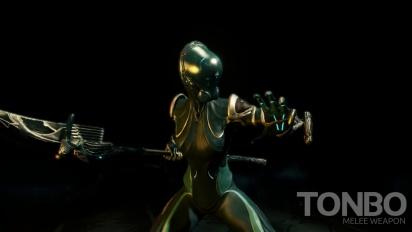 Warframe - Tenno Reinforcements - Tonbo Trailer