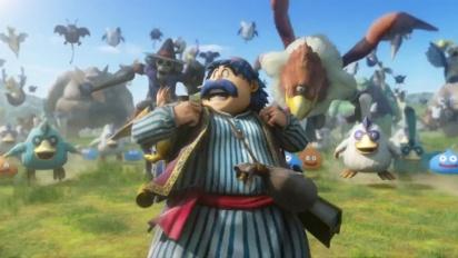 Dragon Quest Heroes II - Announcement Trailer