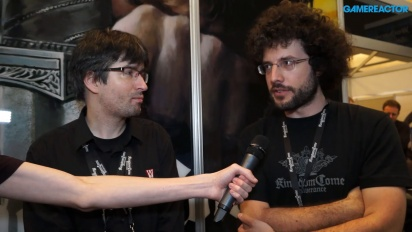 Kingdom Come: Deliverance - Adam Sporka & Michel Hapala Interview