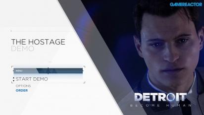 Gamereactor Plays - Detroit: Become Human