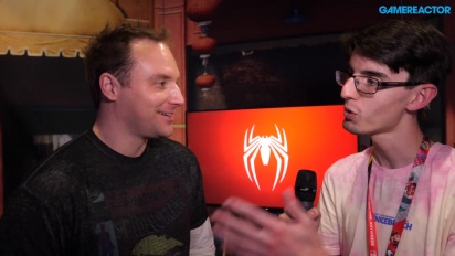 Spider-Man - Bryan Intihar Interview