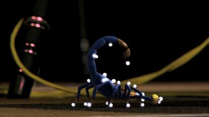 Deadly Creatures - Motion Capture Sessions Doc Trailer