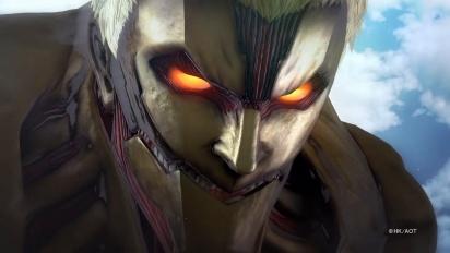 Attack on Titan 2: Final Battle - Feature Trailer
