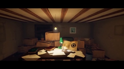 A Tale Of Paper - Gameplay Trailer (PS4)