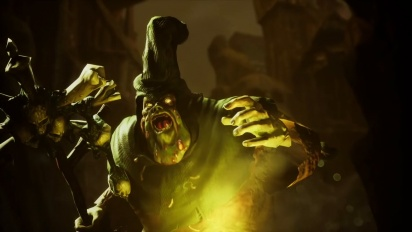 Warhammer: Age of Sigmar: Storm Ground - Maggotkin Faction Trailer