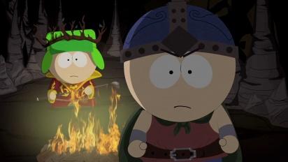 South Park: The Stick of Truth - E3 2013 Trailer
