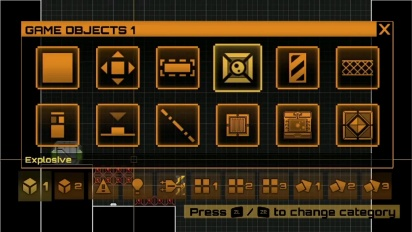 Stealth Inc 2: Uncovered Part Four - Level Editor