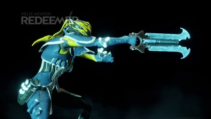 Warframe - Tenno Reinforcements - Redeemer Trailer