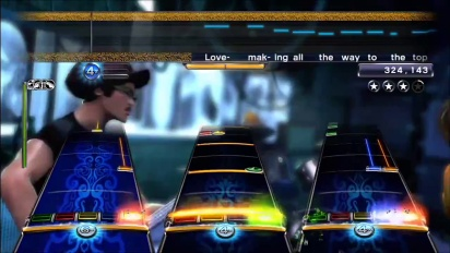 Rock Band 3 - DLC Preview: Weezer and Tenacious D