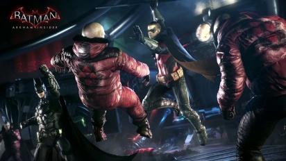 Batman: Arkham Insider #4 – 'Batmobile Double-Bill'