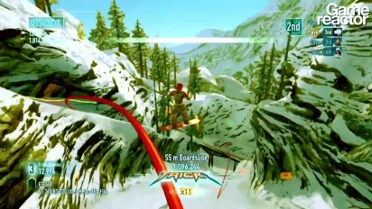 SSX - First 10 Minutes