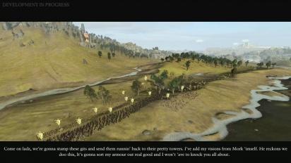 Total War: Warhammer - Azhag's Quest Battle Let's Play
