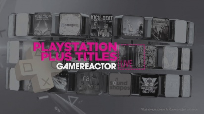 PS PLUS AUGUST - LIVESTREAM REPLAY