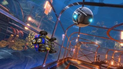 Rocket League - Aquadome Trailer