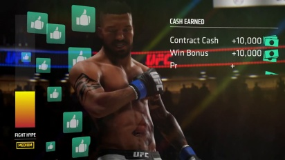 UFC 3 - Career Mode Trailer