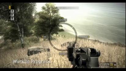 Operation Flashpoint 2 - Ego Technology Demo trailer