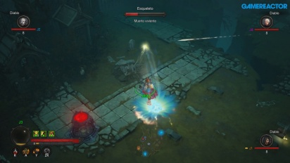 Diablo III: Eternal Collection - Local Multiplayer Gameplay