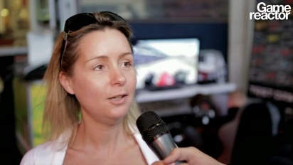 Test Drive: Ferrari Racing Legends - Interview