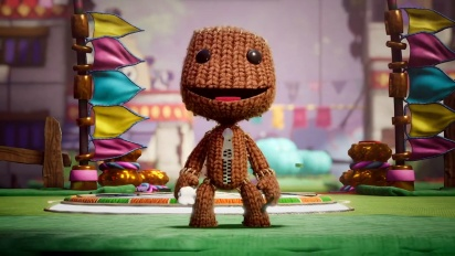 Sackboy: A Big Adventure - Story Trailer