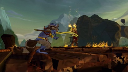 Sly Cooper: Thieves in Time - Gamescom Trailer