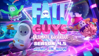 Fall Guys: Ultimate Knockout - Season 4.5 Gameplay Trailer