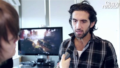 Brothers: A Tale of Two Sons - Josef Fares Interview