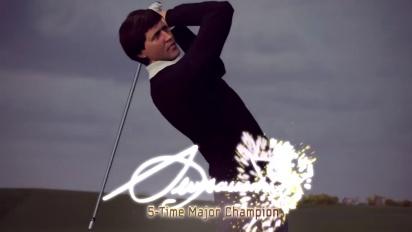 Tiger Woods PGA Tour 14 - World's Greatest Legends Trailer