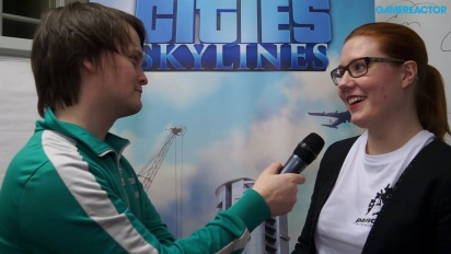 Cities Skylines - Mariina Hallikainen Interview