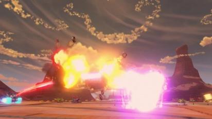 "Skylanders Superchargers  - Official ""Buckle Up"" Reveal Trailer"