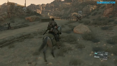 Metal Gear Solid V: The Phantom Pain - 13. Extract the Highly-Skilled Soldier 03 Full Mission Gameplay