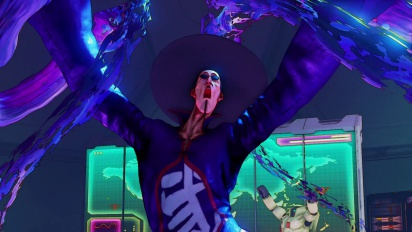 Street Fighter V - F.A.N.G Reveal