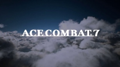 Ace Combat 7 - Announcement Trailer