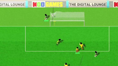Dino Dino's Kick Off Revival - First Gameplay Trailer