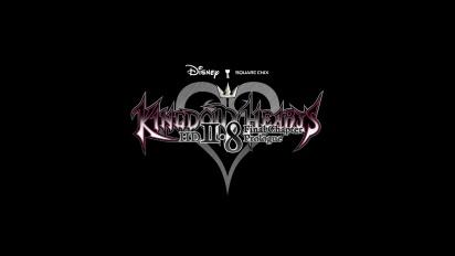 Kingdom Hearts HD: 2.8 Final Chapter Prologue - Ray Of Hope Trailer