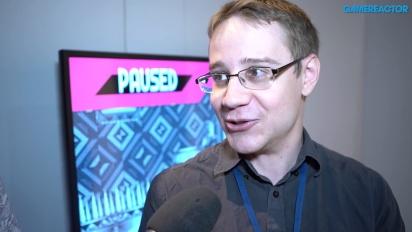 Sonic Mania - Aaron Webber Interview