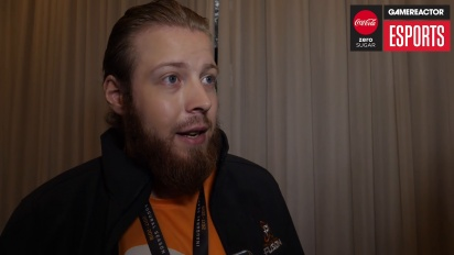 Overwatch League – Joona 'Fragi' Laine (Philadelphia Fusion) Interview