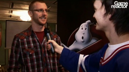 INTERVIEW: Ghostbusters Wii