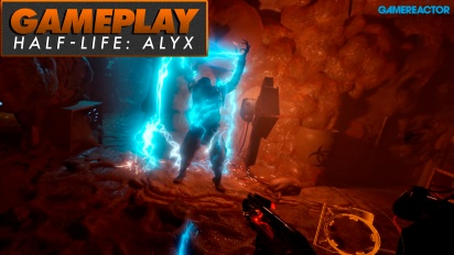 Half-Life: Alyx - Gamereactor Let's Play (Episode 1)