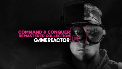 Command & Conquer Remastered Collection - Livestream Replay