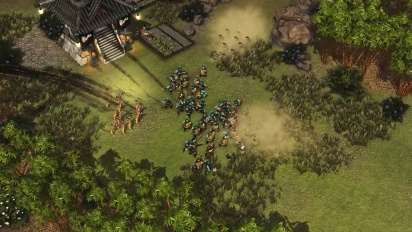 Stronghold: Warlords - Release Date Trailer
