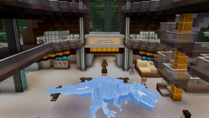 Minecraft - Welcome to Jurassic World