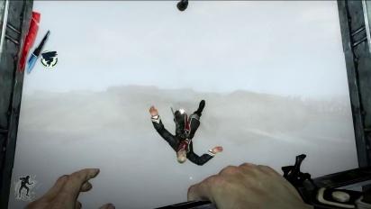 Dishonored - Wind Blast Power Trailer