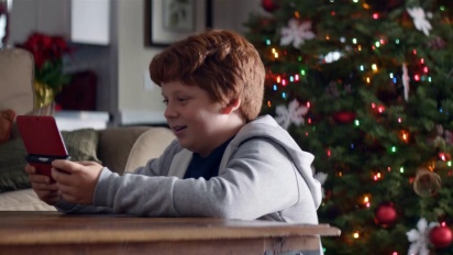 Nintendo 3DS - Boys Holiday TV Commercial