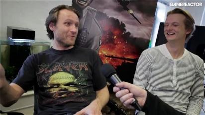 Heroes & Generals - Directors Interview