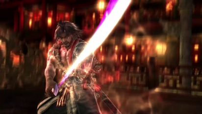 Soul Calibur: Lost Swords - TGS Trailer